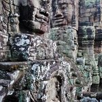 Angkor Tom not too far