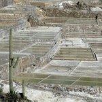 Salinen bei San Antonio Texcala