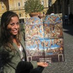 HISTORY OF PAINTINGS IN SISTINE CHAPEL, PRIOR TO ENTERING