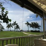 first picture is NOT Tarpon Lodge, but this one is. LOVELY PLACE