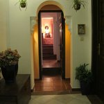 Entry to Room