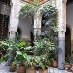 Riad decor