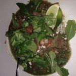 Jalapeño lamb stew! DELISH!