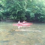 Chestatee river