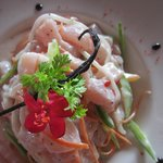 Poisson Cru - you MUST order this (daily!)