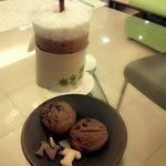 Nice Coffee and Cookies