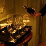 Private Tasting of Vintage Dom Perignon at Moet & Chandon