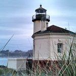 Close up Lighthouse Access
