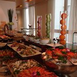 Lunch buffet