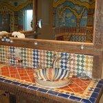 mosaic tubs
