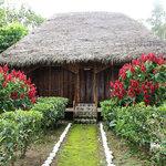 Cabaña con Jardin propio