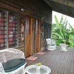 Outside Room - Deck