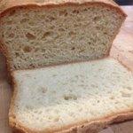 Housemade gluten free bread!