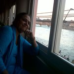 Ganga View from the Hotel