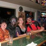 Halloween at Canteena