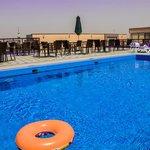 Mirita Hotel roof pool