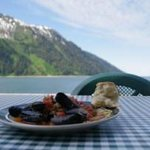 Photo de Alaska's Sadie Cove Wilderness Lodge