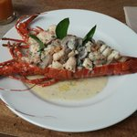 Lobster thermidore only @305 karafuu