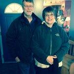 Joe & Linda Return. Great to Catch Up.