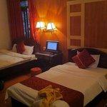 room at sapa luxury hotel