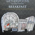 Wetherspoons Victoria Station