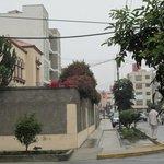 street view of hostal
