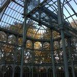 Inside the cristal Palace