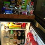 refrigerated food, drinks for every taste