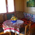 cucina-saletta bungalow