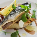 Speciality fish restaurant.