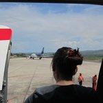 arrival in Tarapoto