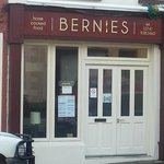 Bernie's wee bistro! Lovely wee restaurant in Moville.