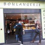 façade boulangerie