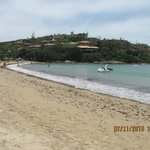 Praia Ferradura cerca de Puosada Barcarola