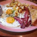 California Breakfast