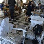 Beautiful White Chairs...