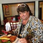 FANTASTIC BUFFALO CHICKEN SANDWICH ANYWHERE!!!