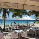 Papagayo Beach Club & Breakfast / Frühstück
