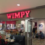 Wimpy Victoria plaza
