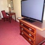 Coushatta Inn Room