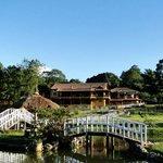 Restaurante e fazenda Quinta do Cedro