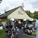 Great Motorcycle destination meeting place
