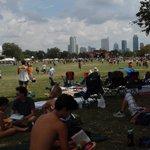 ACL fest at Zilker Park, Austin TX
