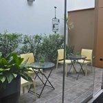 hermoso patio-jardin