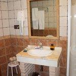 Baño de la habitación 301