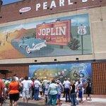 Joplin - a new mural