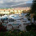 Laguna Park 1 pool area