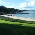 Lovely beach on Caldey