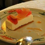 Dessert pamplemouuse