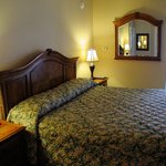 Room with King Bed at the Main Lodge